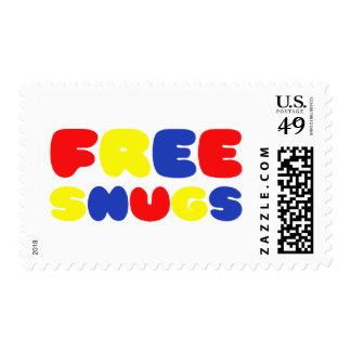 FREE SNUGS POSTAGE STAMP