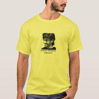 Free Software Foundation -- Aaron Swartz T-Shirt