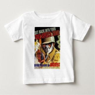 Free Speech Baby T-Shirt