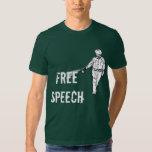 Free Speech Pepper Spray Cop Shirts