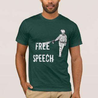 Free Speech Pepper Spray Cop T-Shirt