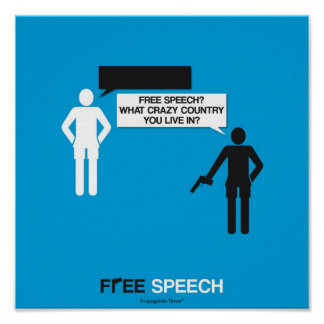 Free Speech Print