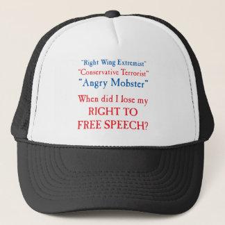 Free Speech?? Trucker Hat