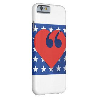 Free Speech USA Love iPhone 6 Case