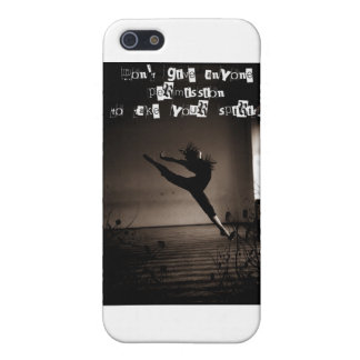 Free Spirit Cover For iPhone SE/5/5s