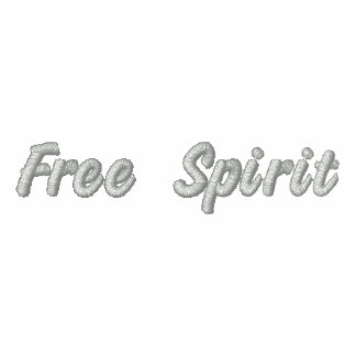 Free Spirit  Embroidered Hoodie