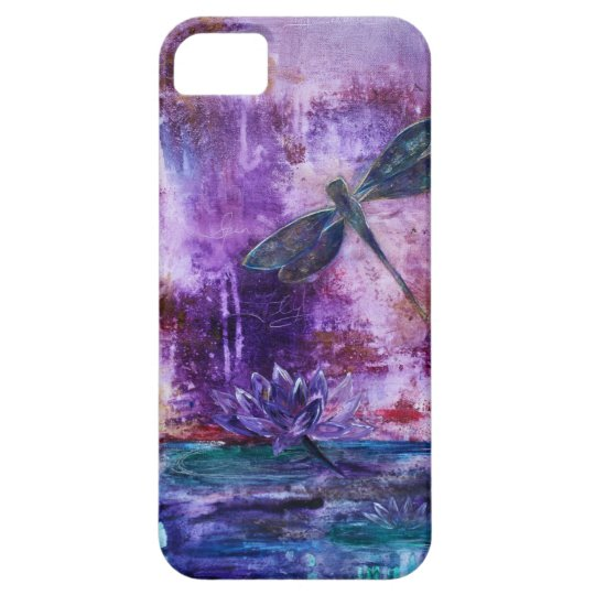 Free Spirit iPhone SE/5/5s Case