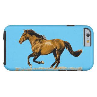 Free Spirit - Running Horse Tough iPhone 6 Case