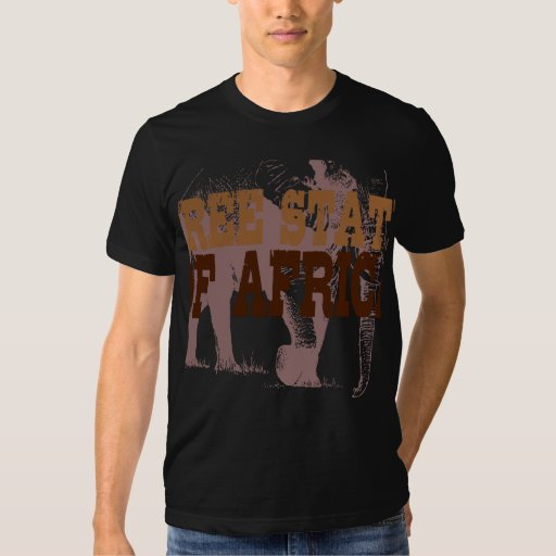 Free State of Africa T-Shirt