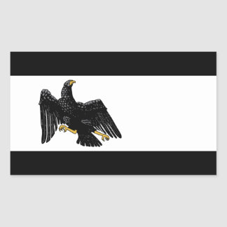 Free State of Prussia Flag Rectangular Stickers