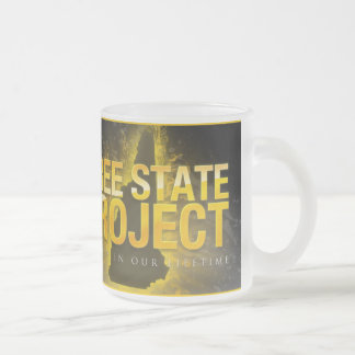 Free State Project Frosted Mug