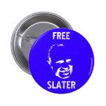Free Steven Slater Button