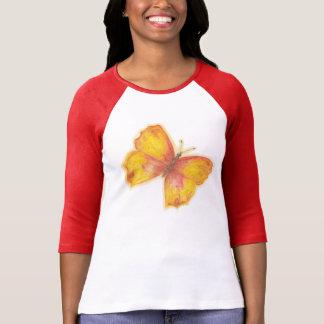 *Free su Spirit* T con el logotipo de la mariposa Camisetas