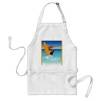 free surfer adult apron