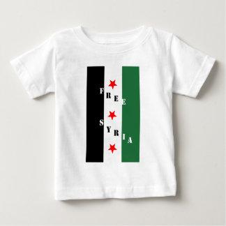 Free Syria Baby T-Shirt