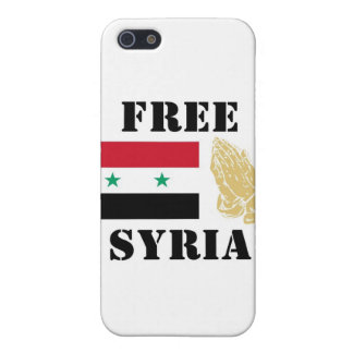 FREE SYRIA iPhone 5/5S CASES