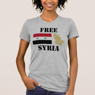"""""""FREE SYRIA"""" Shirt"""