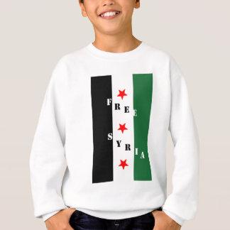 Free Syria Sweatshirt