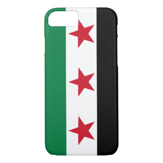 Free Syria Syrian Revolution Flag iPhone 7 case
