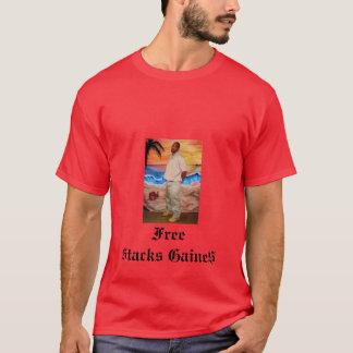 Free $tacks Gaine$ Tee
