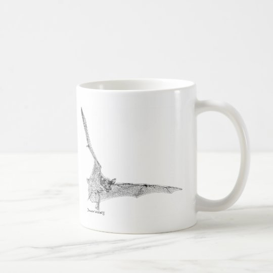 Free Tailed Bat Coffee Mug