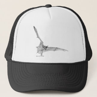 Free Tailed Bat Trucker Hat