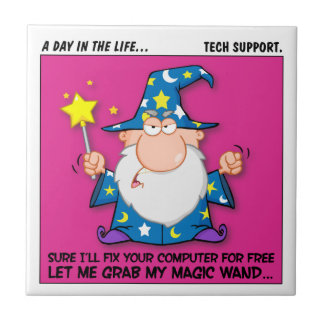 Free Tech Support Tile