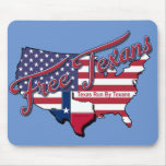 Free Texans Mouse Pad
