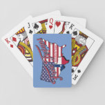 Free Texans Playing Cards