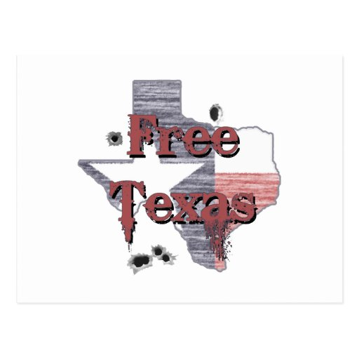 Free Texas Post Card