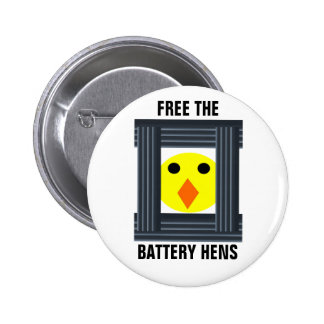 Free the Battery Hens Button