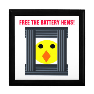 Free the Battery Hens Gift Box