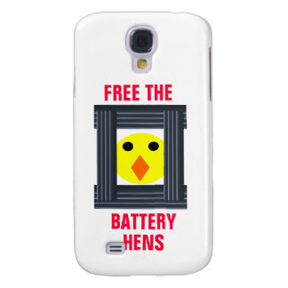 Free the Battery Hens HTC Case