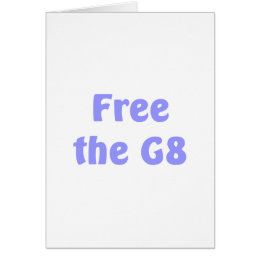 Free The G8 Card