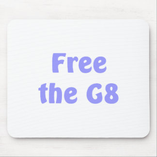 Free The G8 Mouse Pads