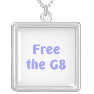 Free The G8 Necklace