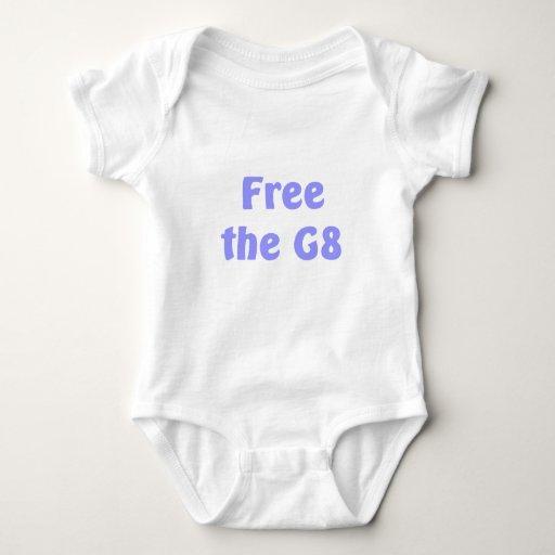 Free The G8 Tee Shirt
