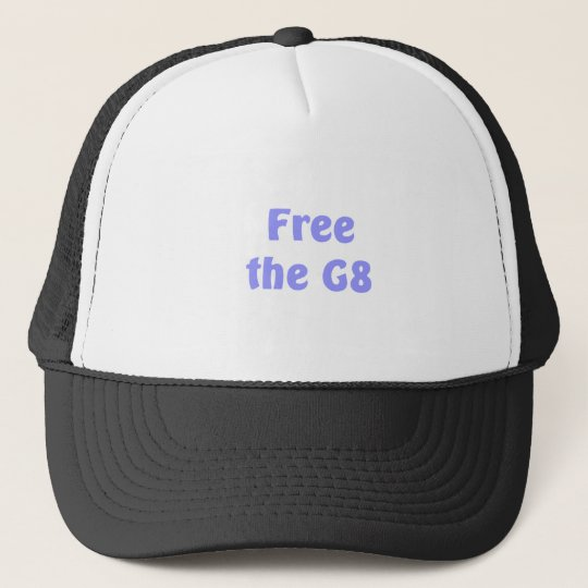 Free The G8 Trucker Hat