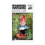 Free the Garden gnomes Postage Stamps