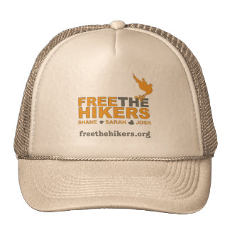 Free the Hikers Cap Trucker Hat