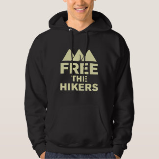 Free The Hikers Hoodie
