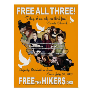 Free the Hikers: Only One Third Free POSTER