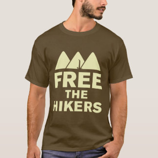 Free The Hikers Tee
