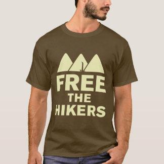 Free The Hikers Tee