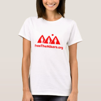 Free The Hikers Tee: YSRV Ladies T-Shirt