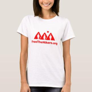 Free The Hikers Tee: YSRV Ladies T-Shirt