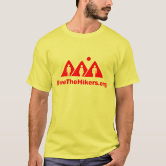 Free The Hikers Tee: YSRV T-Shirt