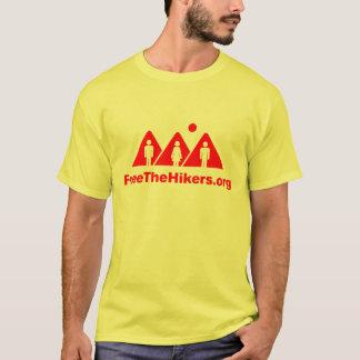 Free The Hikers Tee: YSRV T-Shirt