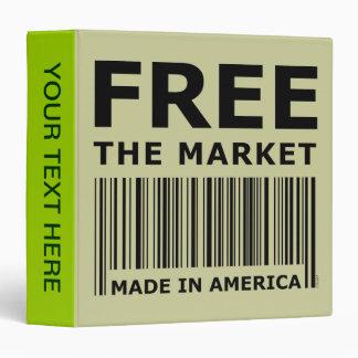 Free The Market Binder