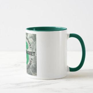 Free The Market Mug